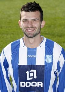 Aleksandar Stanisavljevic 2014