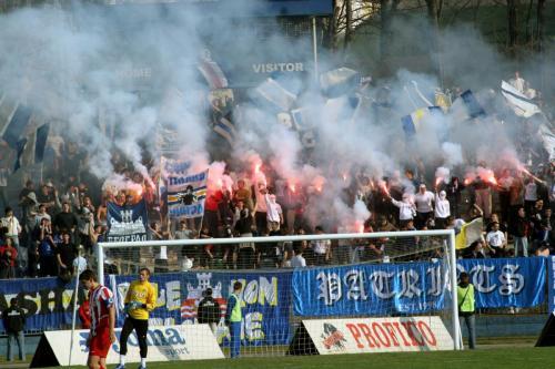 Meridian super liga Srbije 21. kolo OFK Beograd-Crvena Zvezda 0-