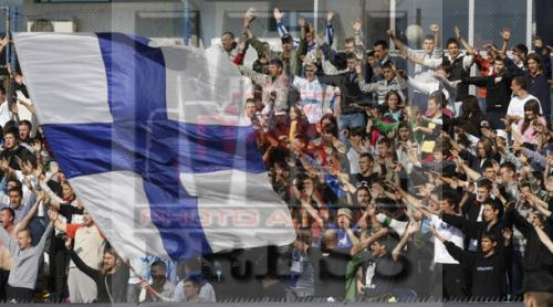 OFK Beograd supporters Blue union